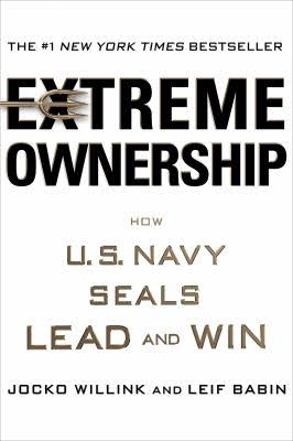 Extreme Ownership cover